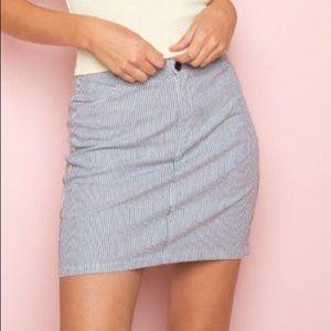 BRANDY MELVILLE striped skirt